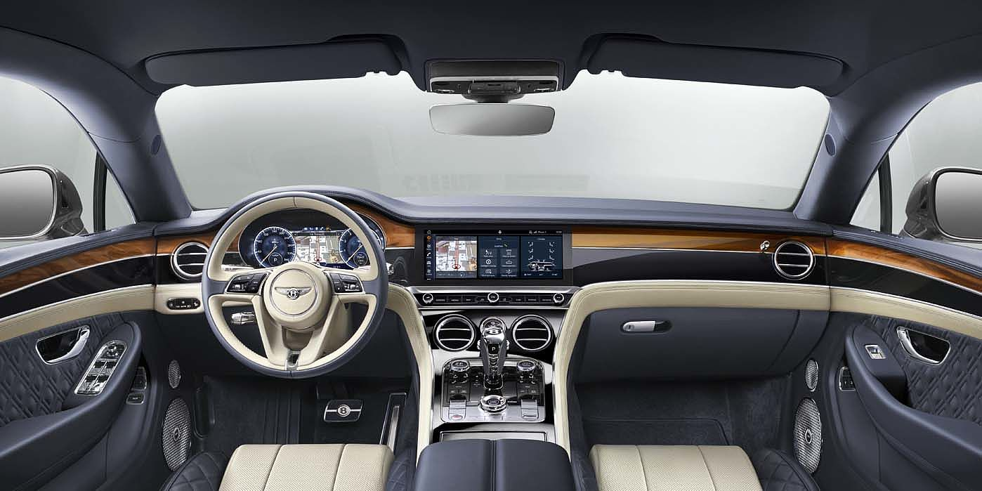 Continental-GT-front-interior-studio